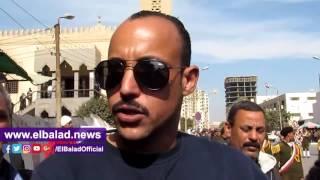 ابن عم شهيد الشرطة بالفيوم : ترك 3 أطفال في عمر الزهور.. فيديو