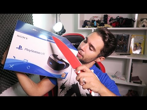 Unboxing PlayStation VR | PS VR