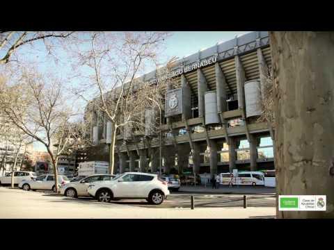 Palco Codere Apuestas - Santiago Bernabéu