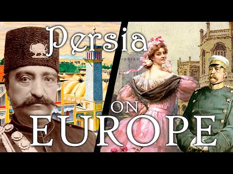 First Royal Persian Visitor Describes European Life (1873) // Incredible Journey of Naser Al-Din