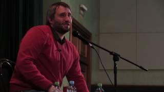 Юрий Быков в кинотеатре Мир   видео  точка кино