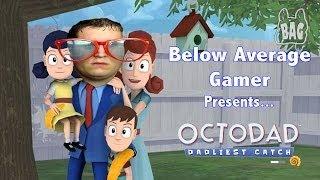 Octodad - live gameplay