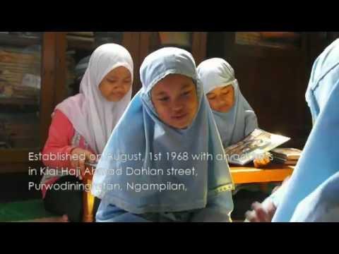 Muhammadiyah Elementary School of Purwodiningratan 1 Yogyakarta