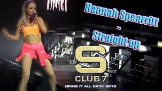 s club 7 hannah spearritt straight up live 2015