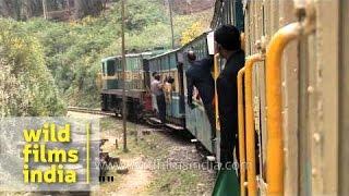 Steam locomotive, Nilgiri Mountain Railway, India
