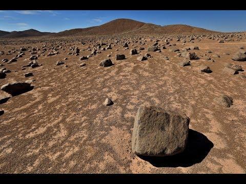 """MARS ON EARTH"" - Maria Elena South, Atacama Desert - The Driest Place on the Planet Earth"