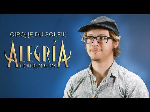 Born and Raised on Alegria Tour...Meet Past Artist Nikita Moiseev   Alegría Reunion   Ep.7