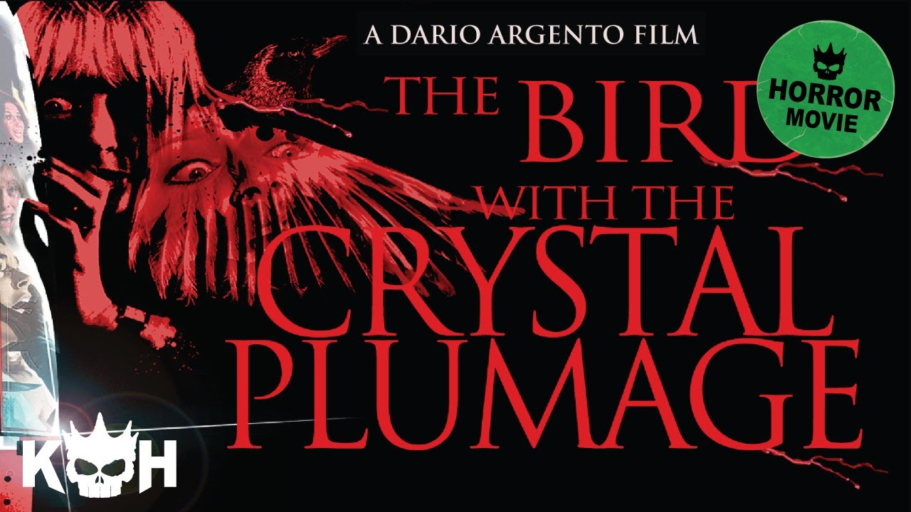The Bird With The Crystal Plumage | Full Free Horror Movie
