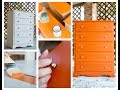 DIY Home Décor: Painted Dresser