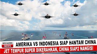 Download BERITA TERKINI ~ AS VS INDONESIA SIAP H4NTAM CHINA, JET T3MPUR SUPER DIKERAHKAN, CHINA SIAP2 NANGIS