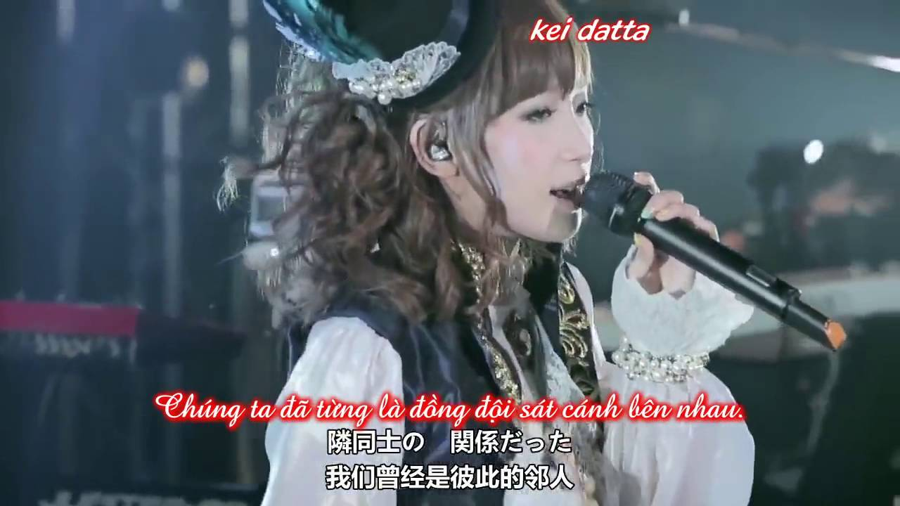 [JS Fansub] (Kara + Vietsub) [FripSide] Fortissimo the ultimate crisis