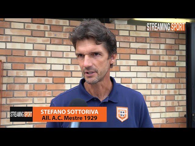 Il Mestre di Sottoriva lascia il passo al Montebelluna di Coppa!
