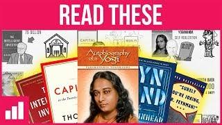 10 Books BILLIONAIRES Recommend 📚
