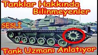 Tanklar Hakkında Bilinmeyenler