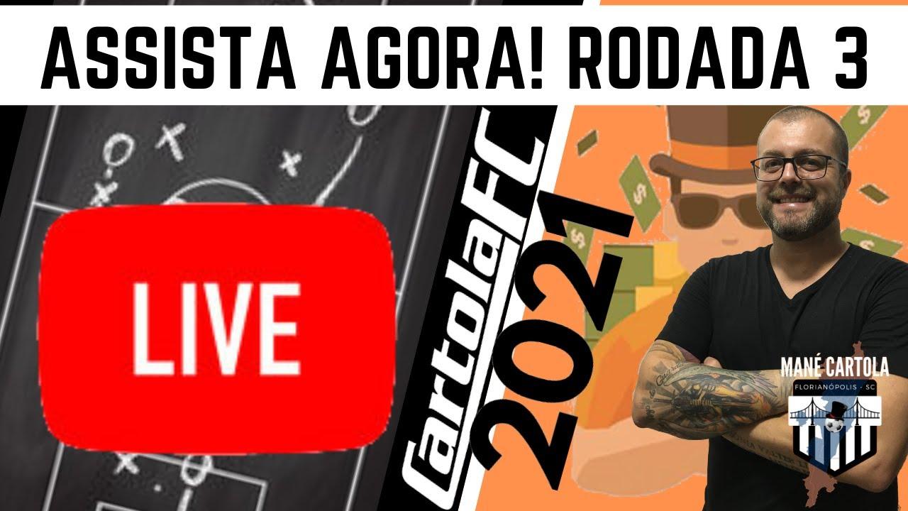 Download CARTOLA 2021 - RODADA 3 - LIVE!