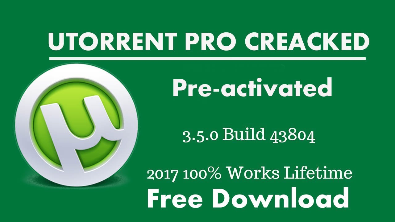 utorrent pro free download latest version