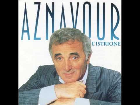 Charles Aznavour      -     Quel Che Si Dice    ( Comme Ils Disent )
