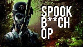 The Legend of Spook B**ch - Rainbow Six: Siege