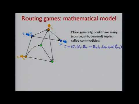 Tutorial 3- New perspectives and challenges in routing games: query models and signaling