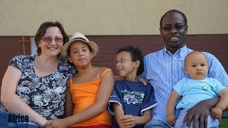 Meet the Laseges - Interracial and happy in Poland