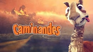 Смішний мультфільм про Ламу Коро / Caminandes: Llama Drama - Short Movie