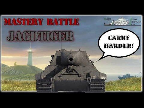 WOT matchmaking Jagdtiger 8,8