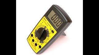 [Bán MĐ] REVIEW và hướng dẫn sử dụng đông hồ đo điện đa năng EXCEL DT-9025B