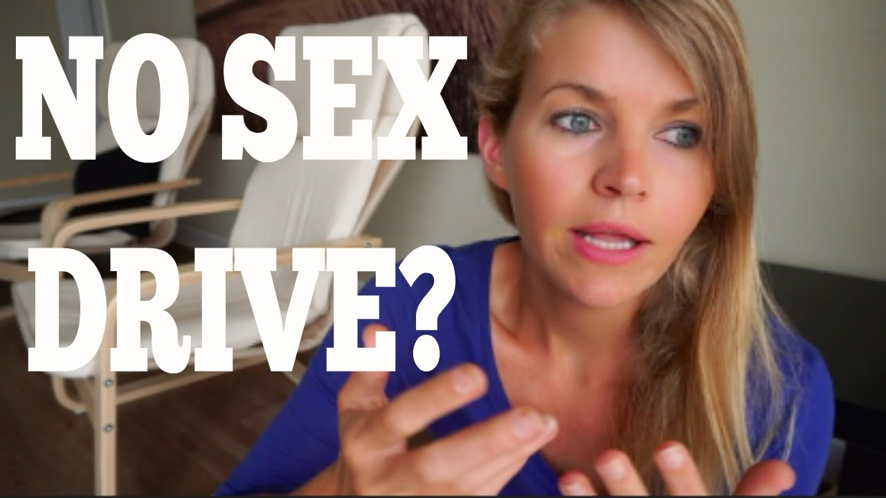 Do girls have a sex drive