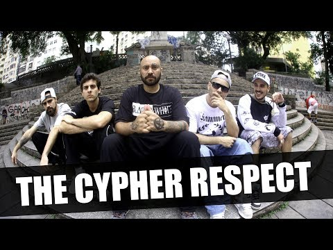 The Cypher Respect - Atentado Napalm / Fabio Brazza / Mozart Mz (Prod. Scooby)
