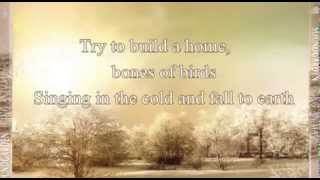 Bones of birds - Soundgarden (lyrics)