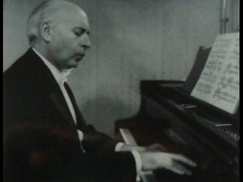 Vitaly Margulis plays Scriabin Piano Sonata no. 5, op. 53