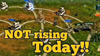 """War and Order """"NOT rising Today!!"""""""