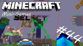 Minecraft Mini-Games #44 [Turf wars/Skywars] | NOVI LOBBY