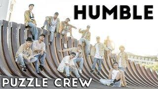 PUZZLE CREW   Humble - Kendrick Lamar