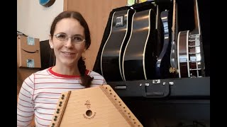 Fun with Modes on the Zither, Lap Harp, or Psaltery