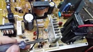 Теледидар жөндеу Sanyo CM21SP81A күні сағат кинескопом Samsung CK 22B5SXR.