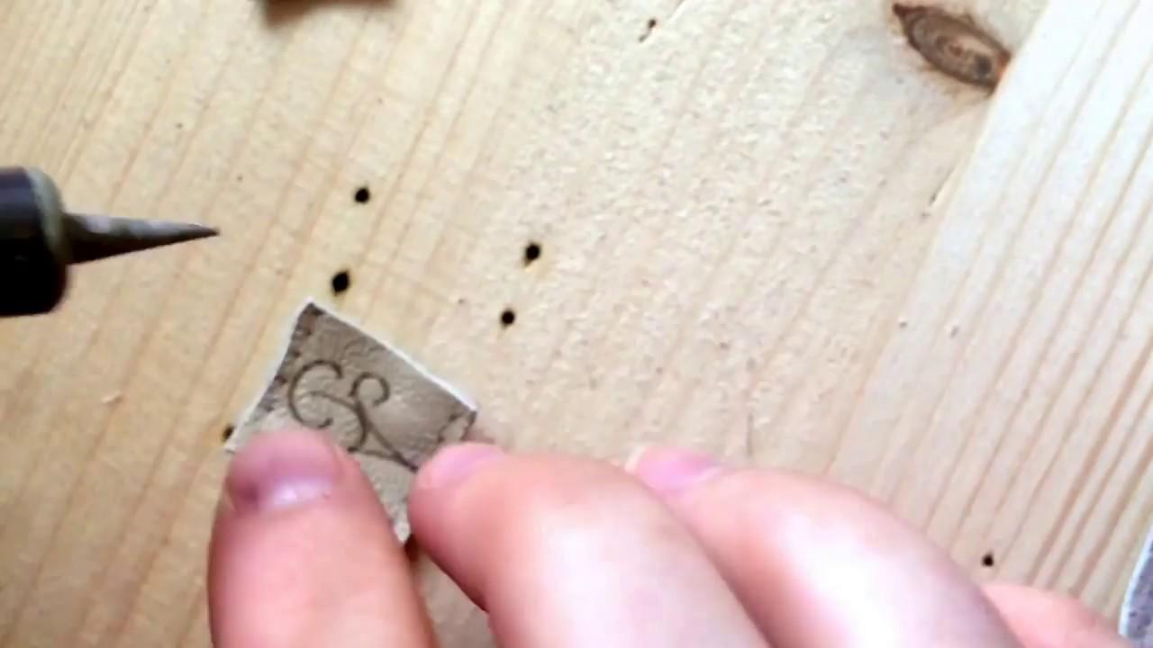 d8bbff7b3ceb Делем кожаные бирки своими руками - СДЕЛАЙ САМ - YouTube
