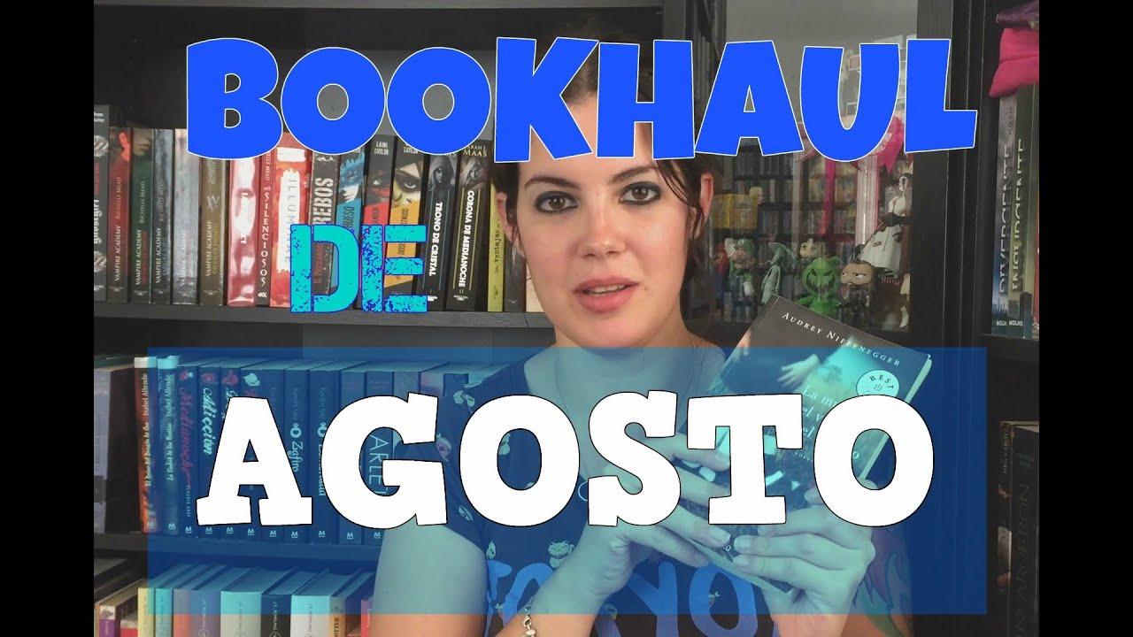 BOOKHAUL DE AGOSTO [ Muchos libros adquiridos este mes veraniego ]