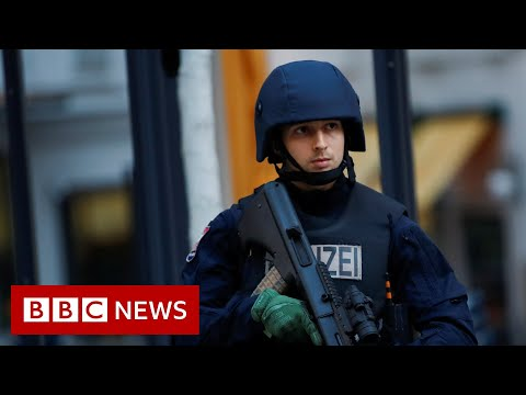 Vienna shooting: Austria hunts suspects after 'Islamist terr