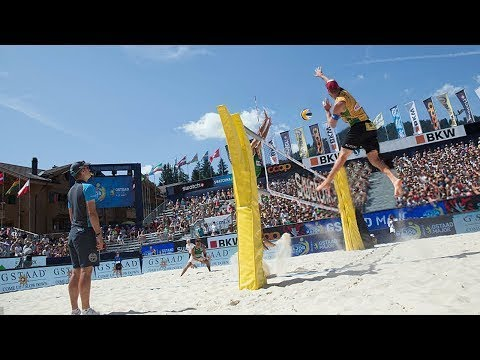 Top 20 Powerful Beach Volleyball Spikes by Alison Cerutti | Beach Volleyball Highlights HD