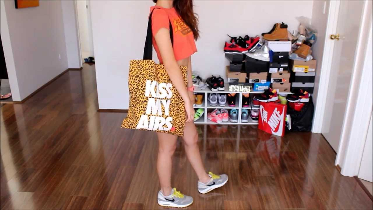 How I Style: Nike Air Max 1's and 90's (lookbook)