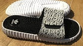 5aa633129374c adidas Alphabounce Slide SKU 8800954 - YouTube