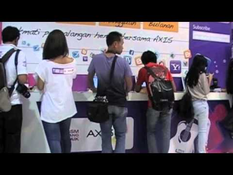 AXIS Java Jazz 2011 - Live Blogging Competition