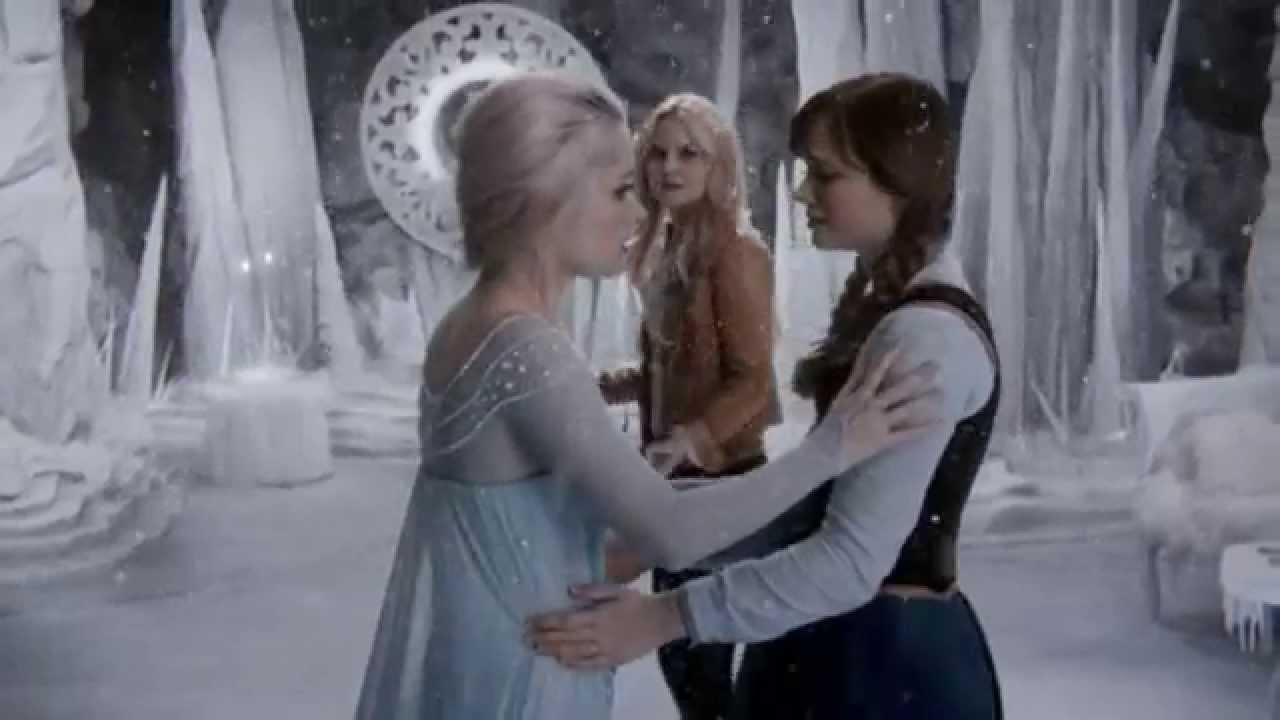 Download OUAT - 4x10 'I need to reverse this' (Pt. 2) [Emma, Elsa, Anna & Snow Queen]