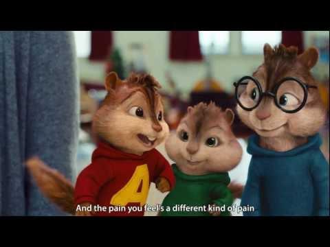 The Chipmunks - Home (with lyrics)