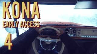 Kona - Cold Blooded Murder - Kona Early Access Beta Gameplay Part 4