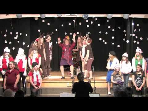 Gulf Shore School Christmas Concert 2011