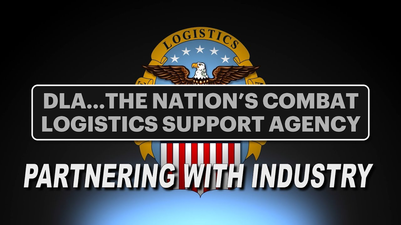 DLA Partnering With Industry (Open Caption)