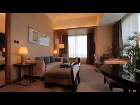 Kerry Hotel Pudong Shanghai Hotel Video