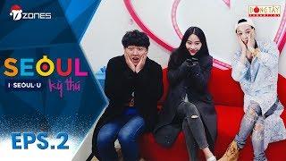 Seoul Kỳ Thú | Tập 2 Full: Nam Em - Woosi Chụp Ảnh Cùng G-Dragon